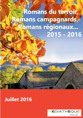 Romans du Terroir - 2015-2016